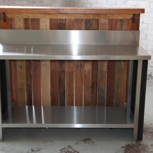 Bar - Stainless Steel