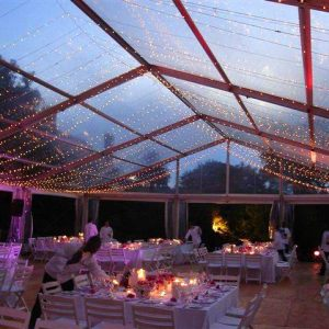outdoor marquee